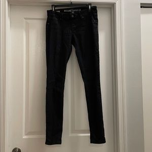 Mossimo supply co size 9 jegging jeans